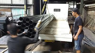 Pabrik Pipa Hitam Murah Jakarta