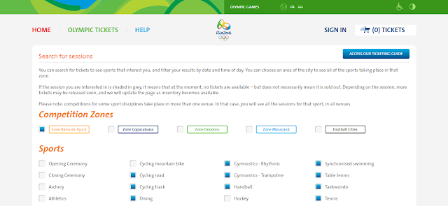 buy rio olympic games tickets, book rio olympic tickets