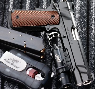 Wired C A T S : Kimber Tactical Entry II