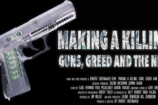 'Making A Killing: Guns, Greed And The NRA' Acquired By Gravitas For November Release