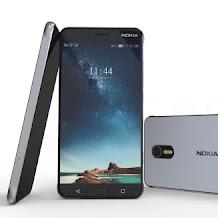 Nokia P1, Ponsel Flagship Nougat Usung Kamera Utama 22 MP