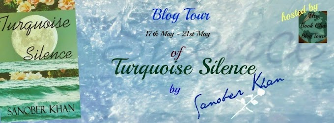 Blog Tour: Turquoise Silence by Sanober Khan