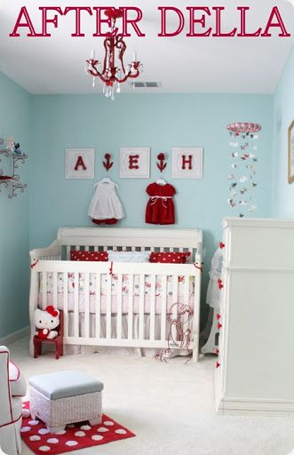 Step Out Of The Ordinary With These Red Nursery Ideas Life