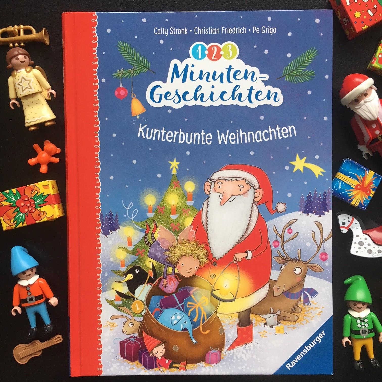 Kinderbuchblog Familienbücherei 1 2 3 Minutengeschichten