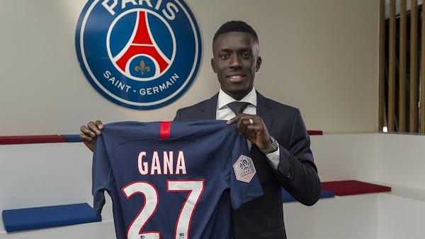 Oficial: El PSG ficha hasta 2023 a Gueye