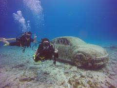 メキシコ・カンクンにある海の中の美術館??サンゴも守る?【a】 MUSA海底美術館 ツアーもある?泳げない人も大丈夫