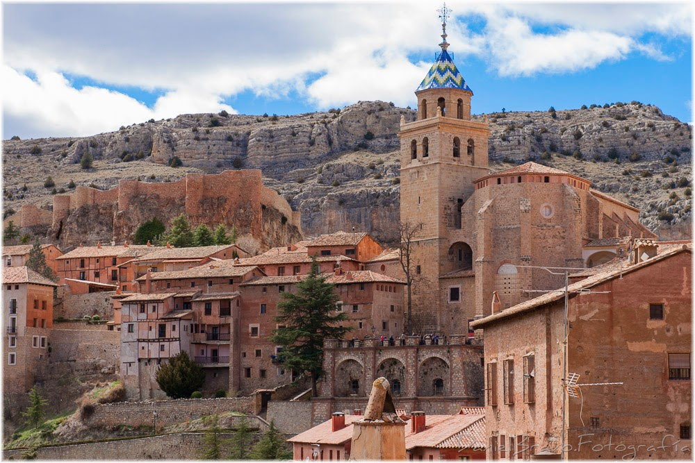 Albarracín, catedral, Teruel