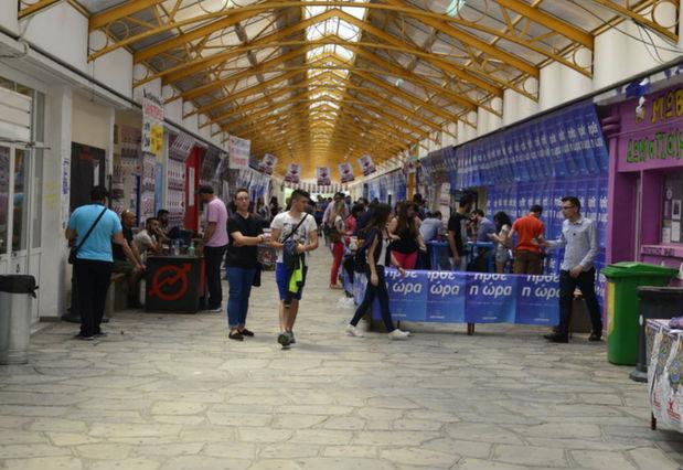 Νικητής των φοιτητικών εκλογών η... ΑΠΟΧΗ - Δείτε τα αποτελέσματα σε Λάρισα και Θεσσαλία