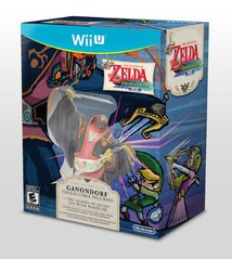 Zelda Wind Waker HD Limited Edition Wii U