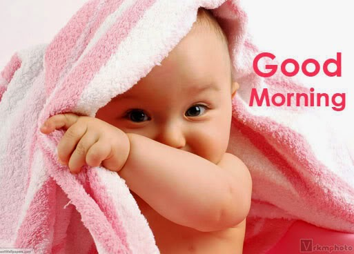 Good Morning Quotes Cute: Wallpaper Quotes: Morning Baby Good Cute Orkut Scrap