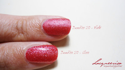 Sandy Glitters BeauKiss 20