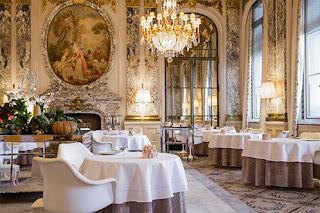 Restaurant Le Meurice, Parigi, Francia