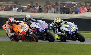 Klasemen MotoGP 2016 Terbaru Usai Seri Keenam di Mugello Italia