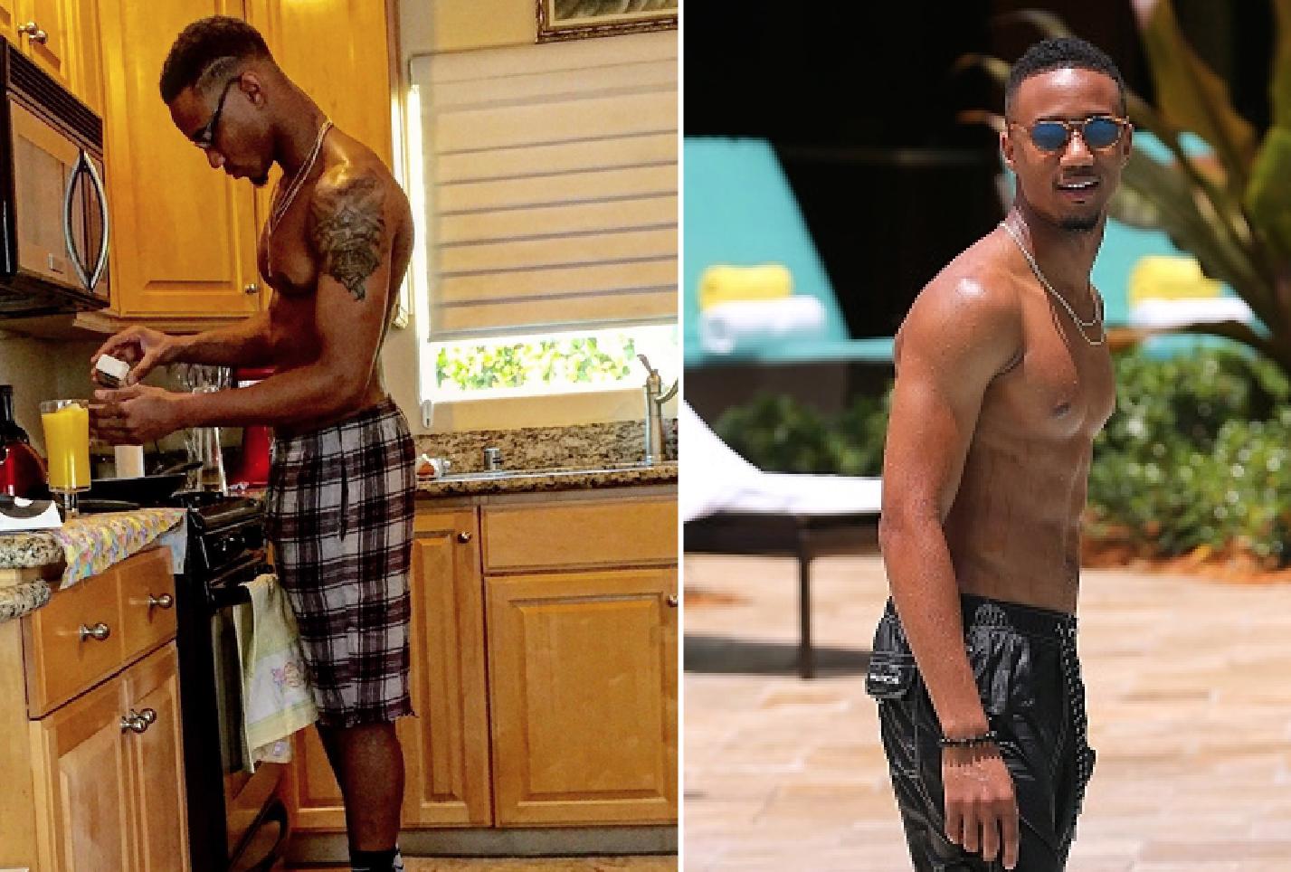 Nude Photos Of Usher