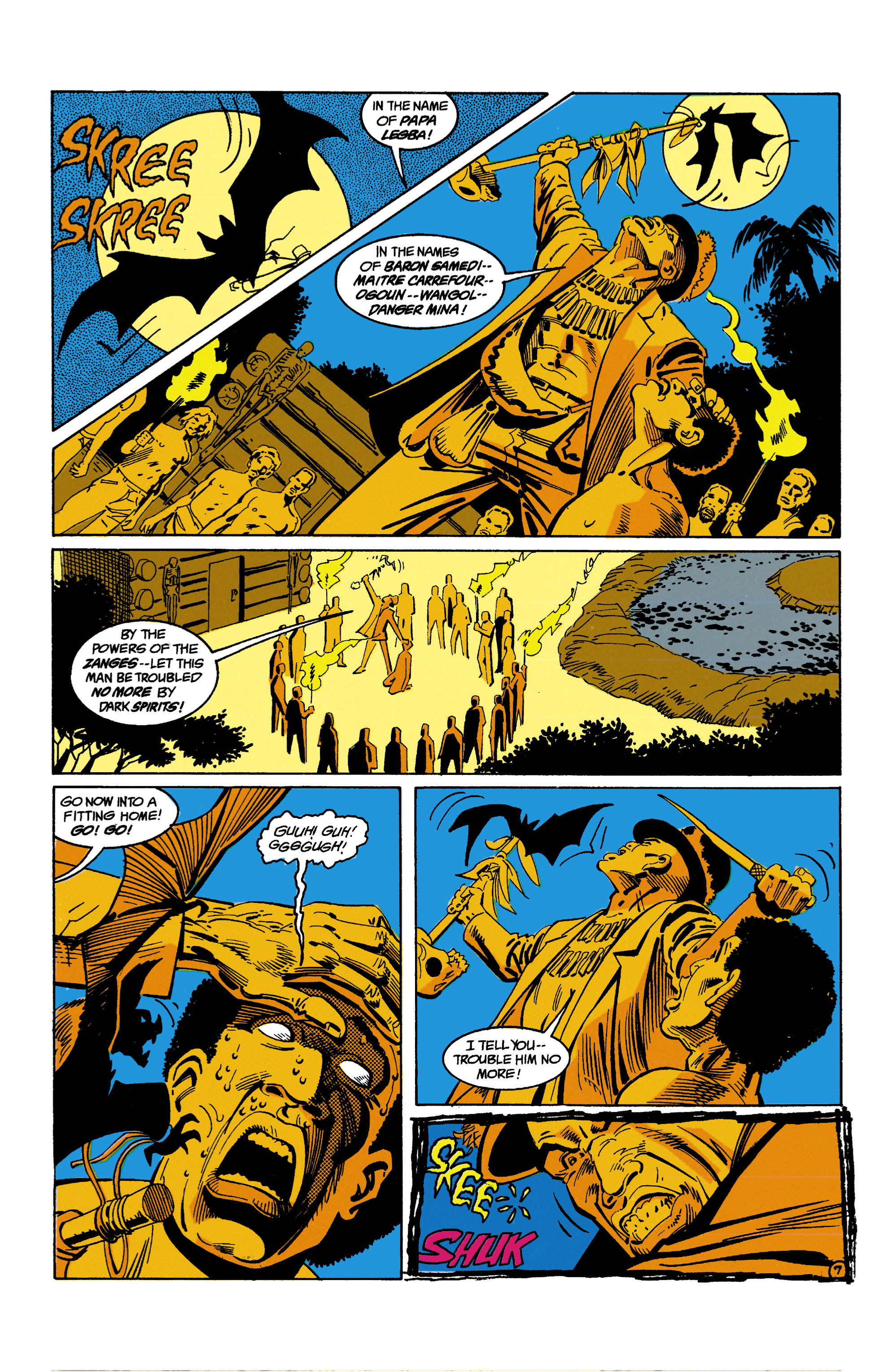 Detective Comics (1937) 620 Page 7