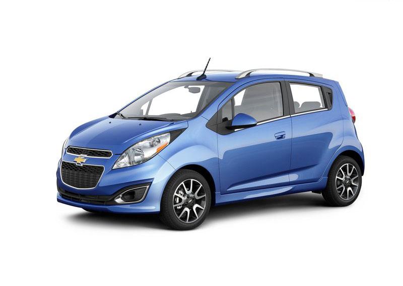 Auto Gallery Chevrolet Spark 2013
