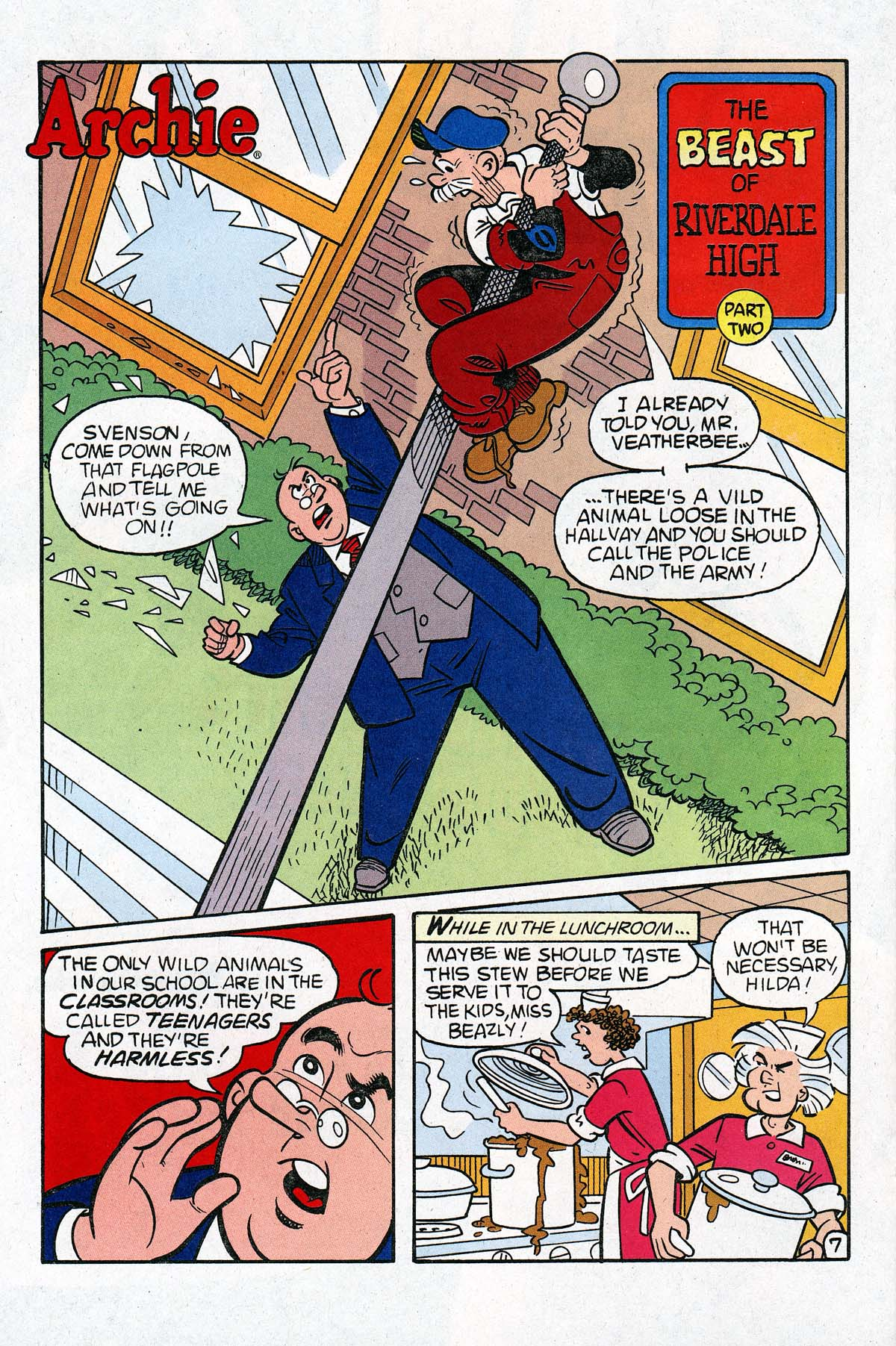 Read online Archie (1960) comic -  Issue #534 - 9