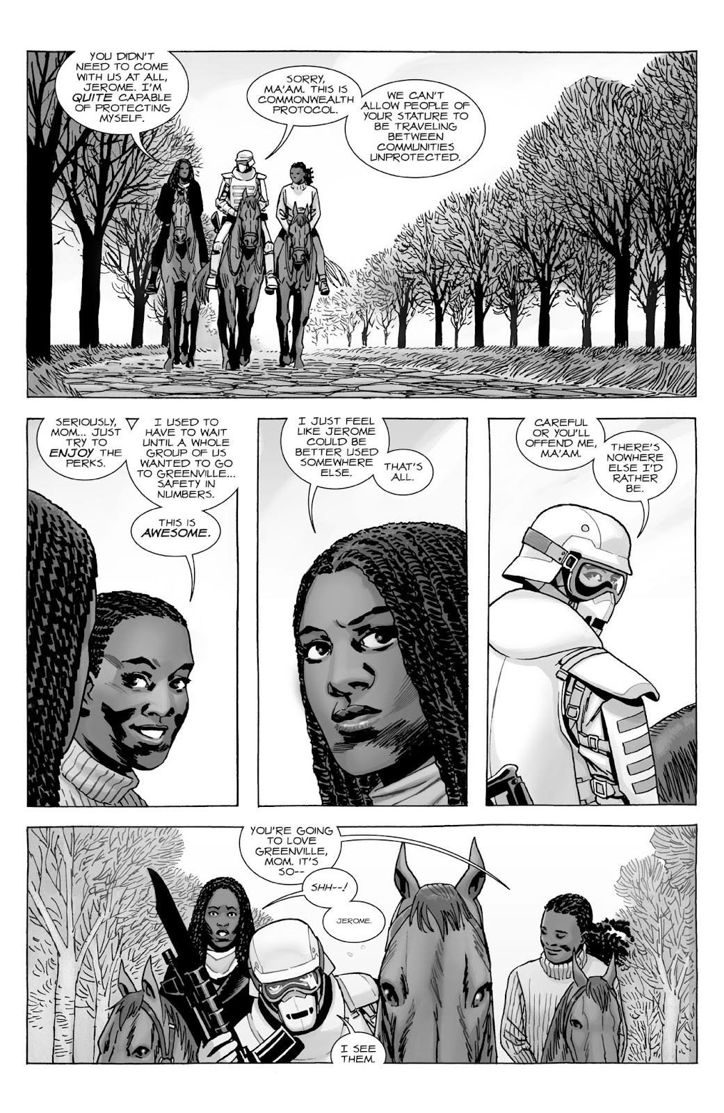 The Walking Dead Issue #183 #189 - English 3