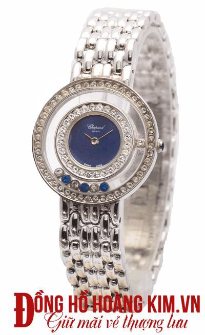 mua đồng hồ nữ chopard mới về