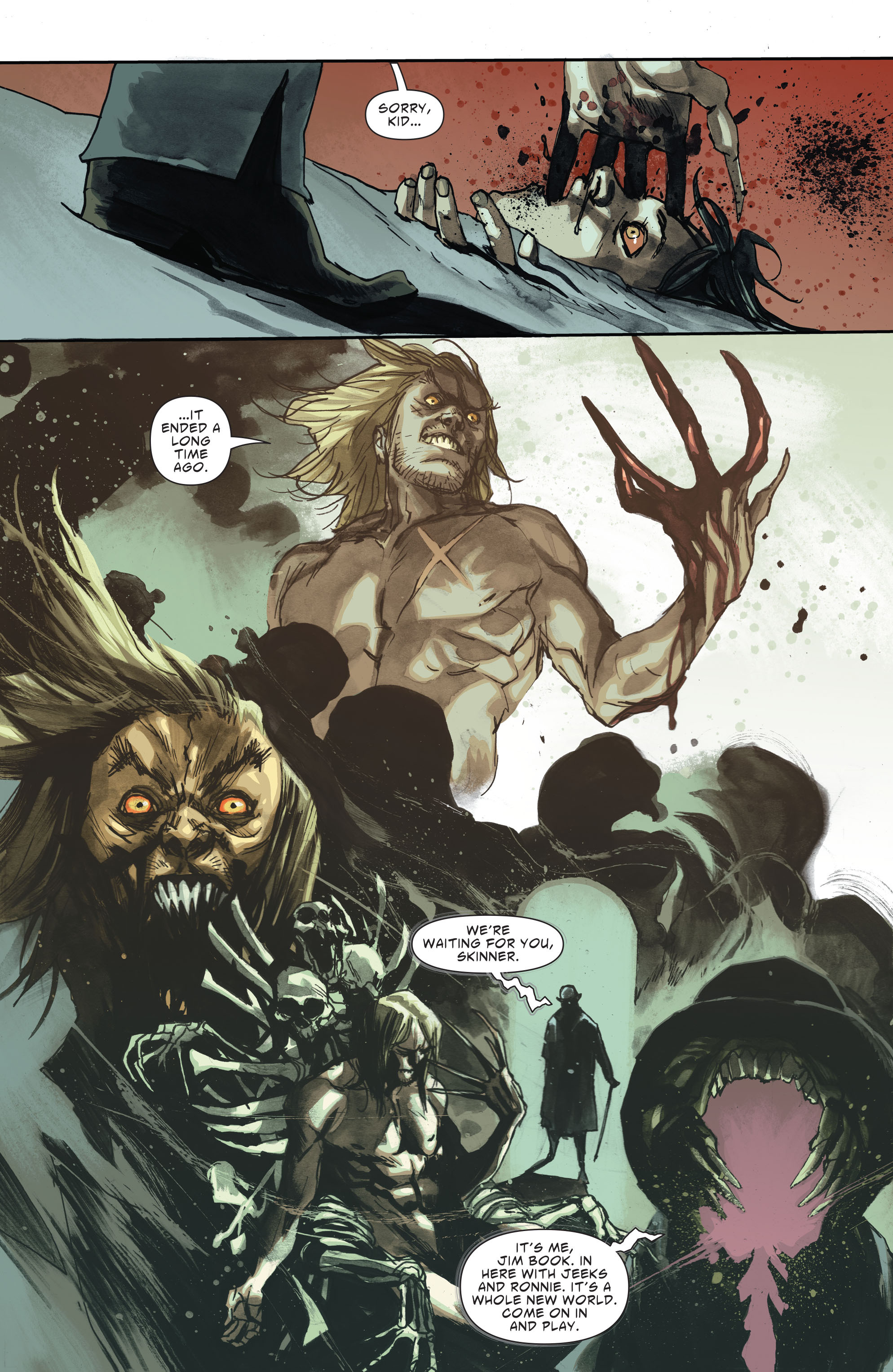 Read online American Vampire: Second Cycle comic -  Issue #9 - 5