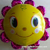 Balon Foil SUN SMILE