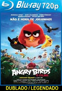 Angry Birds O Filme – Dublado