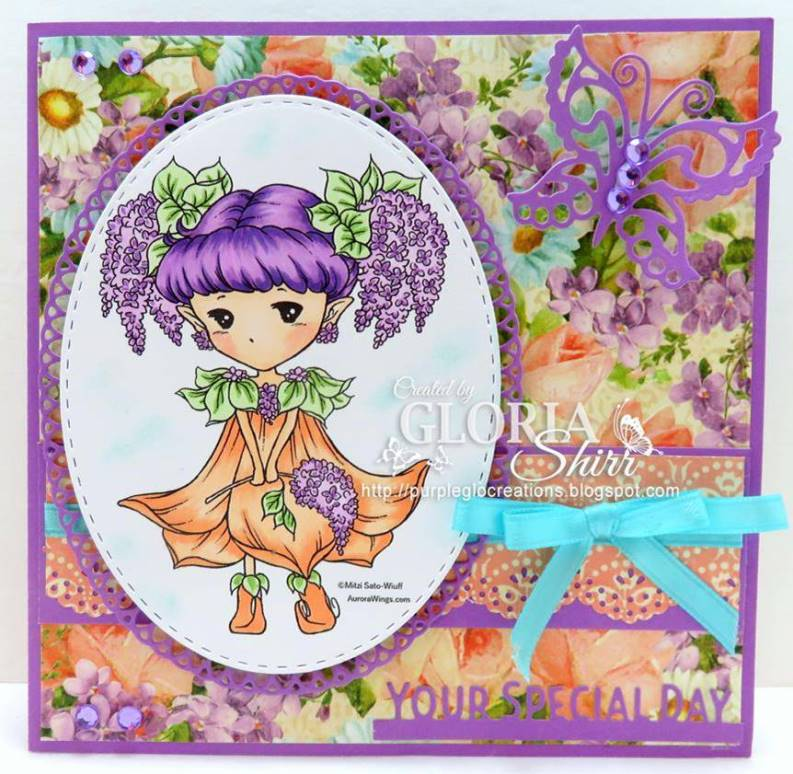 Featured Card at Crafters Galore Encore
