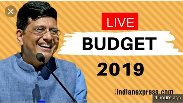 Indian Union Budget 2019 Highlightshttp://www.paatashaala.in/2019/02/indian-union-budget-2019-highlights.html