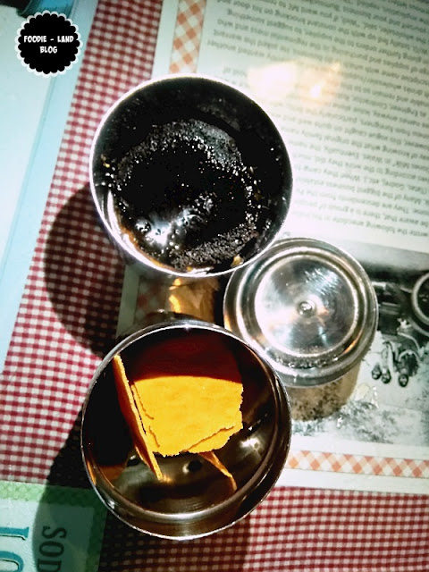 Matunga Coffee Cake @ SodaBottleOpenerWala | Lavelle Road | Bangalore