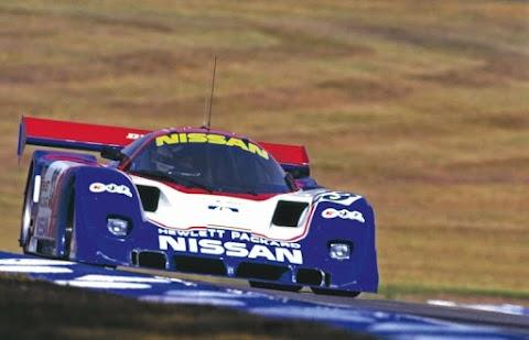 Book: Nissan The GTP & Group C Racecars 1984-1993