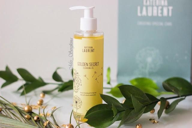 Гидрофильное масло Katerina Laurent Golden Secret