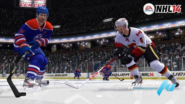NHL 14 PS3 Español Region USA