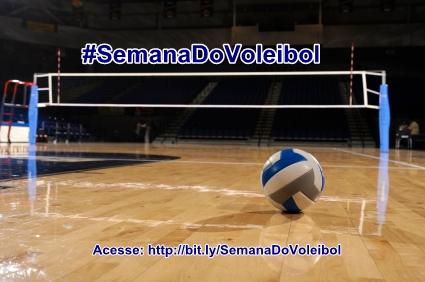 #SemanaDoVoleibol