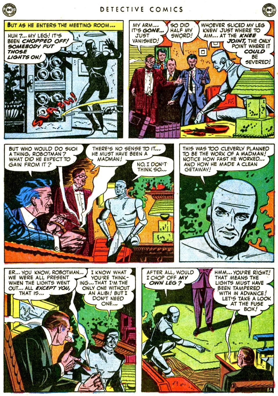 Read online Detective Comics (1937) comic -  Issue #162 - 29