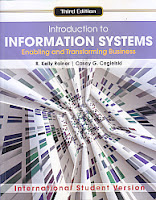 INTRODUCTION TO INFORMATION SYSTEMS (ENABLING AND TRANSFORMING BUSINESS) Karya: R. Kelly Rainer - Casey G. Cegielski