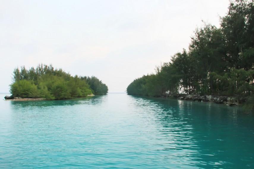 Wisata Pulau Air di Kepulauan Seribu Jakarta