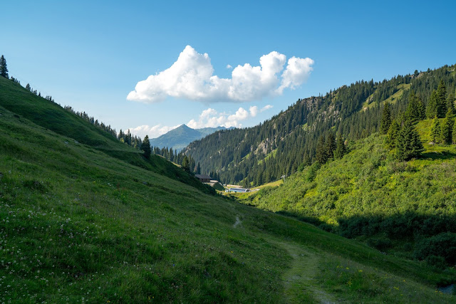 Gipfelweg Madrisella  Wandern Silvretta-Montafon  Vorarlberg 16