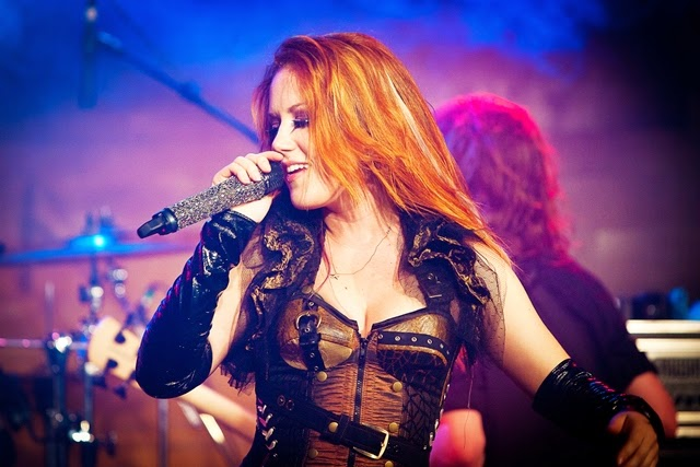 Alissa White Gluz - The Agonist