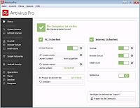 Avira Antivirus Pro 16 + Serial - Completo em Português-BR