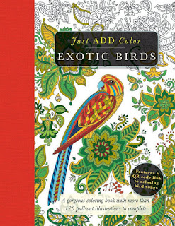 Just Add Color: Exotic Birds