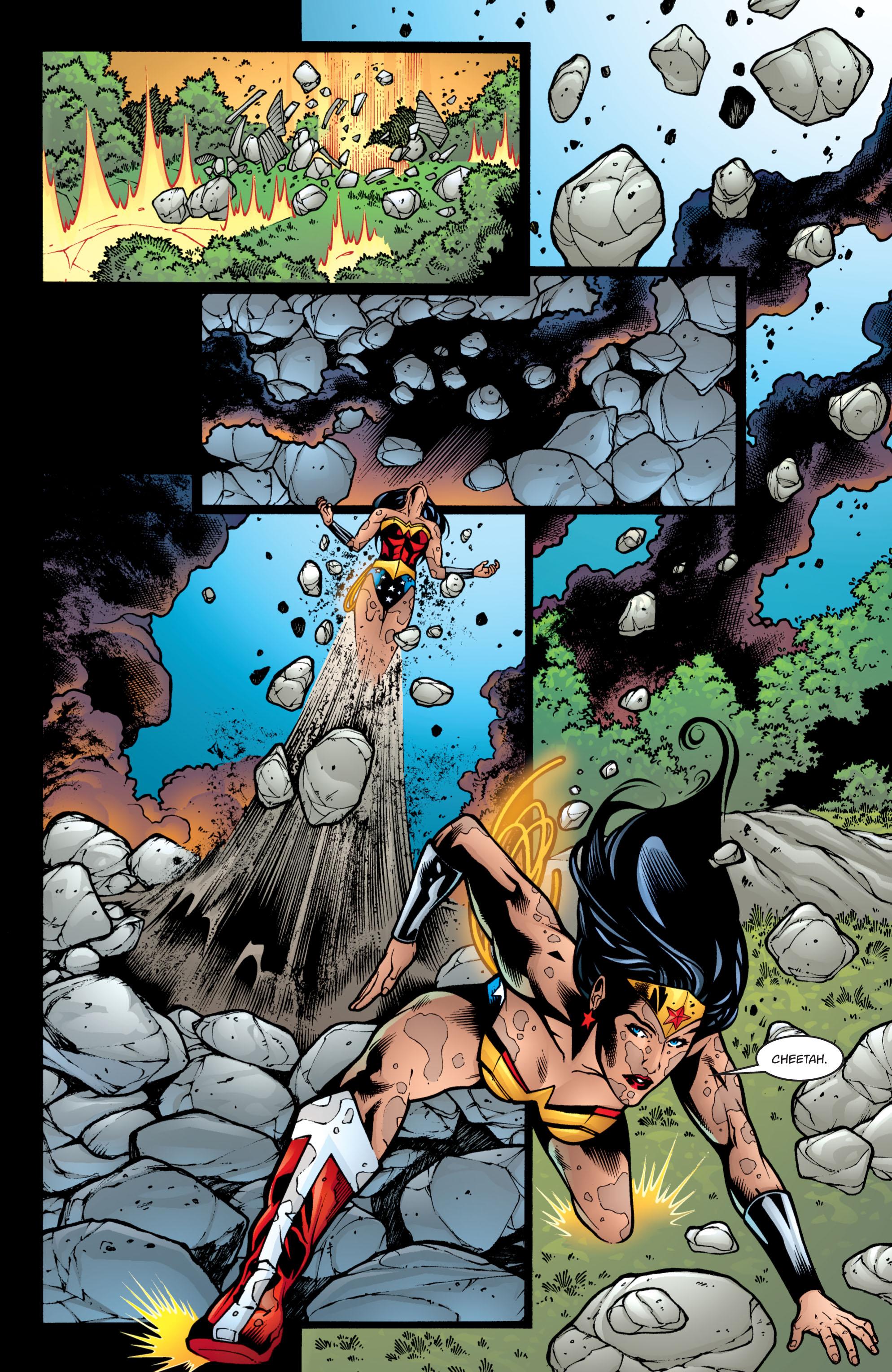 Read online Wonder Woman (1987) comic -  Issue #206 - 17