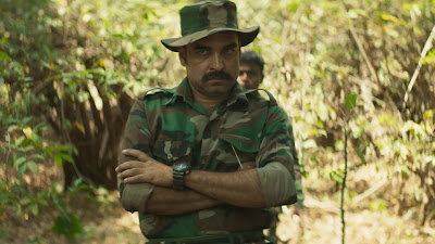 Pankaj Tripathy Indian Army HD Photo In Newton Movie