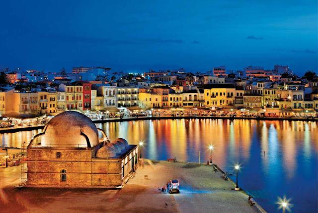 Chania - Crete in 2020