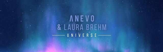 """Anevo & Laura Brehm Release Feel Good Single """"Universe"""""""