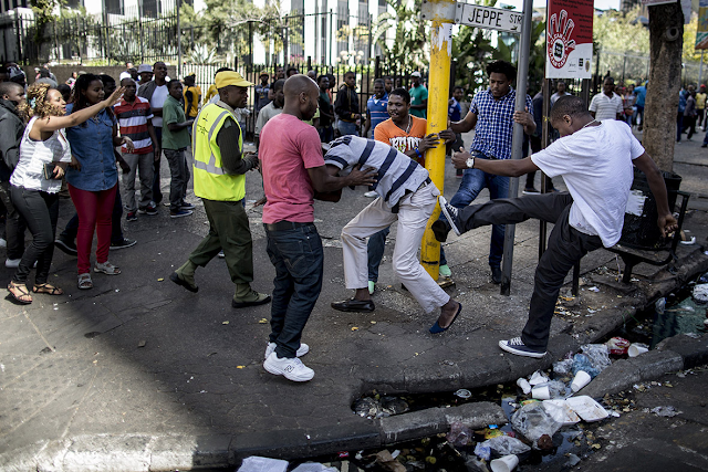 2 Tanzanians Killed In South Africa On Anti Foreigners S