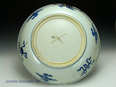 "<img src=""Chinese Kangxi Charger .jpg"" alt=""large blue and white porcelain Foot rim"">"