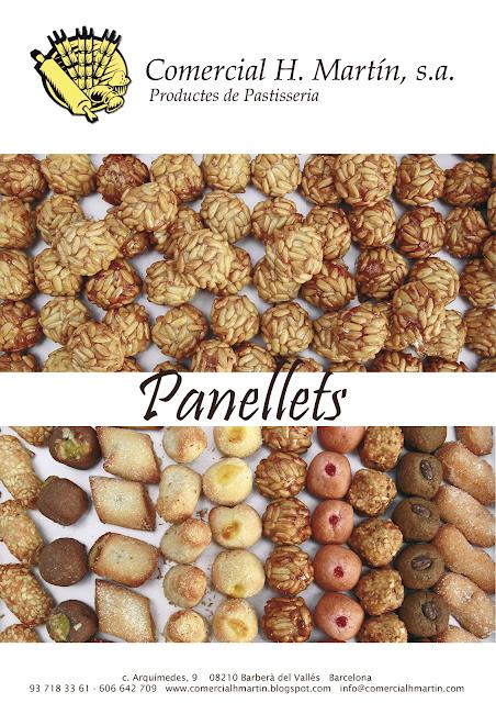 Panellets - Comercial H Martin