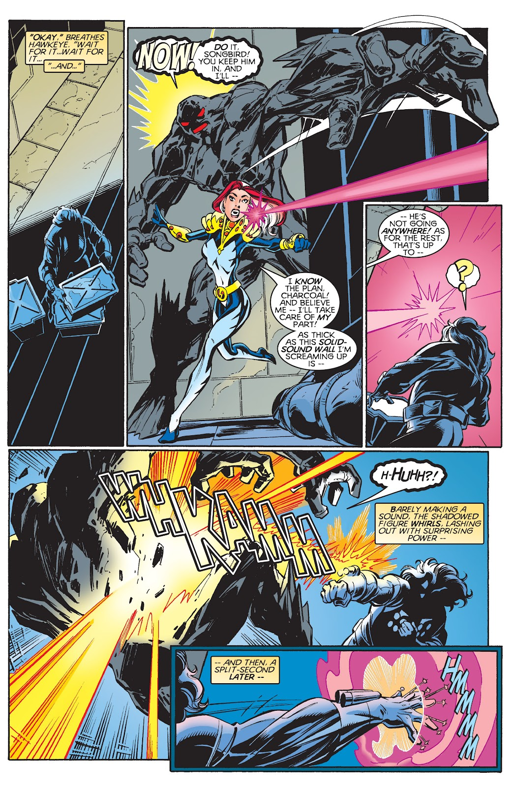 Read online Hawkeye & The Thunderbolts comic -  Issue # TPB 1 (Part 3) - 56