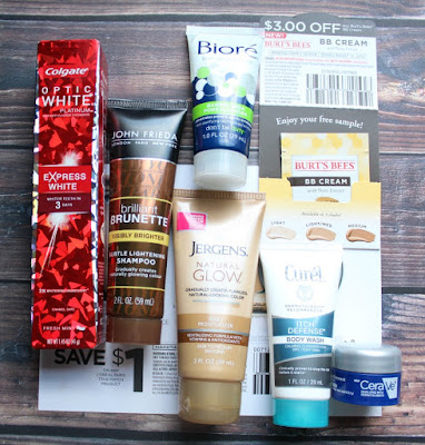 Walmart Beauty Box Spring 2016