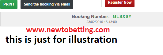 Bet9ja Booking Codes : How To Use It - latest nairabet tips and